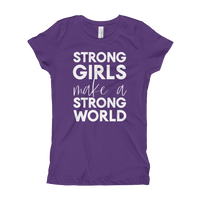 Strong Girls Youth Tee