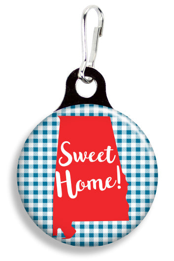 Sweet Home Alabama - Fetch Life Pet Outfitters Dog & Cat Collar Clips