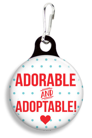 Adorable and Adoptable - Fetch Life Pet Outfitters Dog & Cat Collar Clips