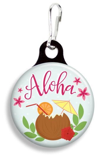 Aloha - Fetch Life Pet Outfitters Dog & Cat Collar Clips