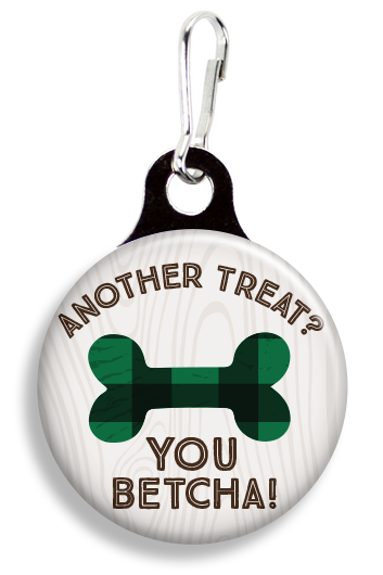 You Betcha - Fetch Life Pet Outfitters Dog & Cat Collar Clips
