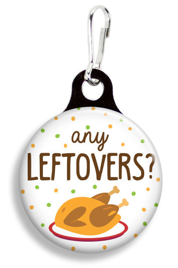 Any Leftovers? - Fetch Life Pet Outfitters Dog & Cat Collar Clips
