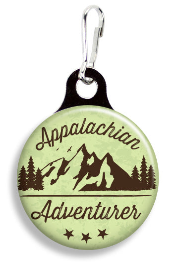 Appalachian Adventurer - Fetch Life Pet Outfitters Dog & Cat Collar Clips