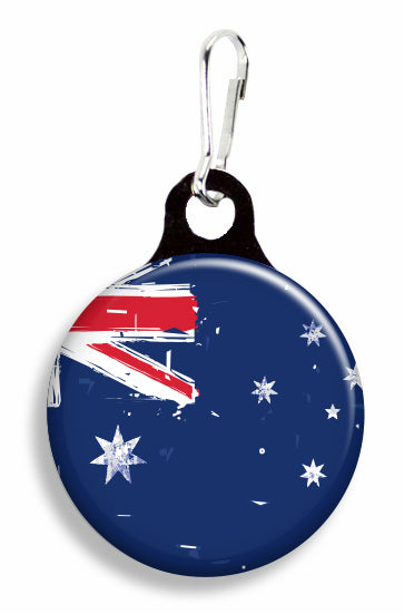 Australian Flag - Fetch Life Pet Outfitters Dog & Cat Collar Clips
