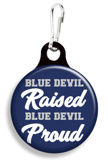 Duke Blue Devil Raised - Fetch Life Pet Outfitters Dog & Cat Collar Clips