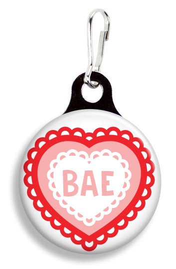 Bae Heart - Fetch Life Pet Outfitters Dog & Cat Collar Clips