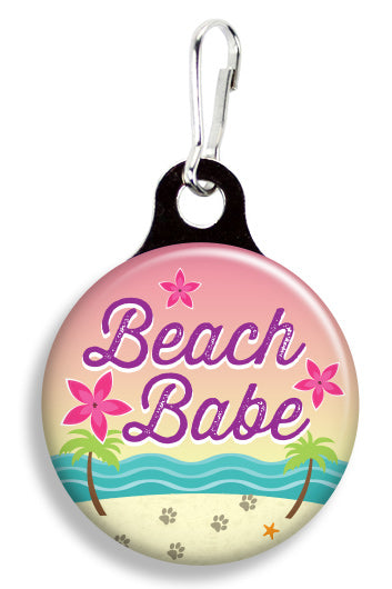 Beach Babe - Fetch Life Pet Outfitters Dog & Cat Collar Clips
