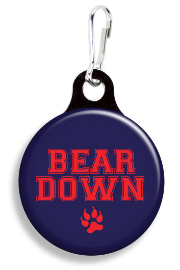 Arizona Bear Down - Fetch Life Pet Outfitters Dog & Cat Collar Clips