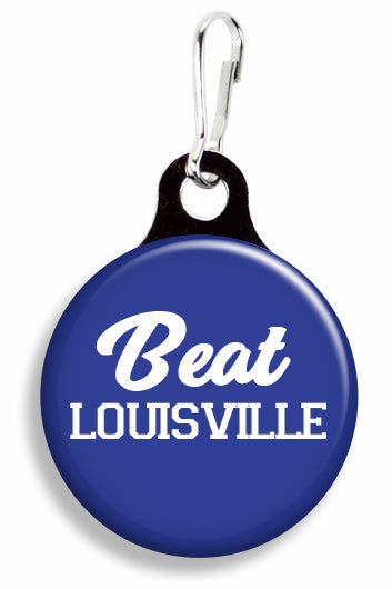 UK Beat Louisville - Fetch Life Pet Outfitters Dog & Cat Collar Clips