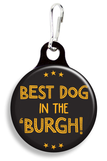 Best Dog in the 'Burgh - Fetch Life Pet Outfitters Dog & Cat Collar Clips