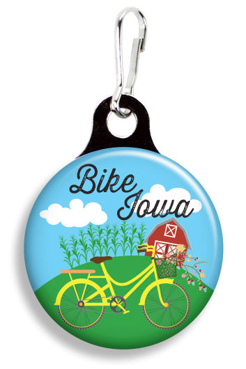 Bike Iowa - Fetch Life Pet Outfitters Dog & Cat Collar Clips