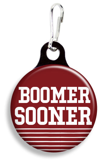 OU Boomer Sooner - Fetch Life Pet Outfitters Dog & Cat Collar Clips