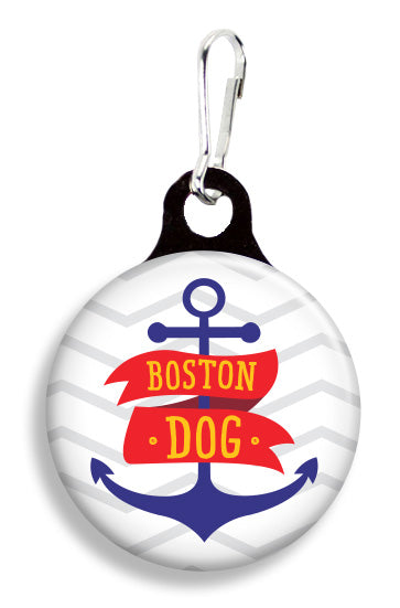 Boston Anchor - Fetch Life Pet Outfitters Dog & Cat Collar Clips
