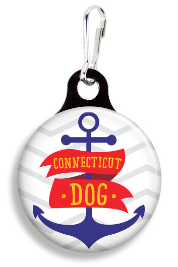Connecticut Dog - Fetch Life Pet Outfitters Dog & Cat Collar Clips
