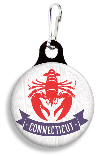 Connecticut Lobster - Fetch Life Pet Outfitters Dog & Cat Collar Clips