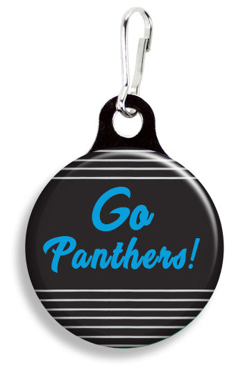 Carolina Go Panthers - Fetch Life Pet Outfitters Dog & Cat Collar Clips