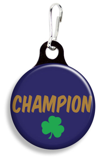 ND Champion - Fetch Life Pet Outfitters Dog & Cat Collar Clips