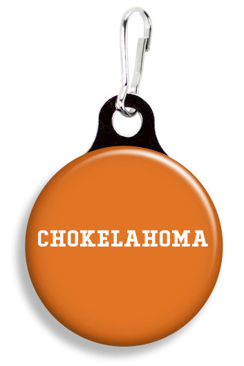 Texas Chokelahoma - Fetch Life Pet Outfitters Dog & Cat Collar Clips