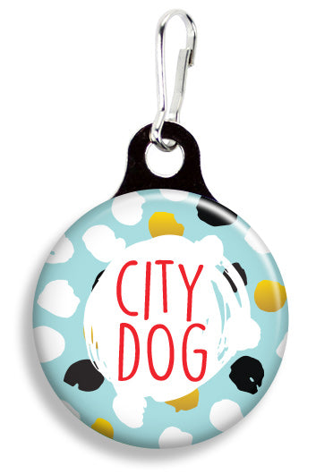 City Dog - Fetch Life Pet Outfitters Dog & Cat Collar Clips