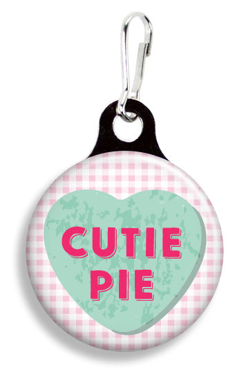 Cutie Pie Valentine - Fetch Life Pet Outfitters Dog & Cat Collar Clips