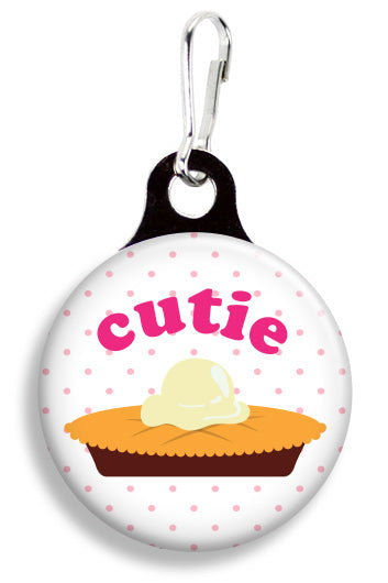 Cutie Pie - Fetch Life Pet Outfitters Dog & Cat Collar Clips