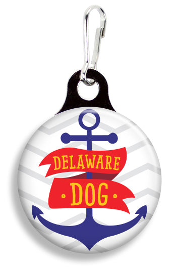 Delaware Dog - Fetch Life Pet Outfitters Dog & Cat Collar Clips