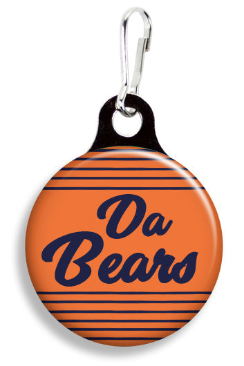 Chicago Da Bears - Fetch Life Pet Outfitters Dog & Cat Collar Clips