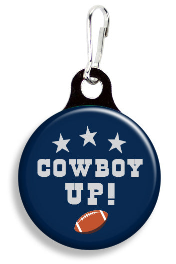 Dallas Cowboy Up - Fetch Life Pet Outfitters Dog & Cat Collar Clips