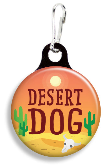 Desert Dog - Fetch Life Pet Outfitters Dog & Cat Collar Clips