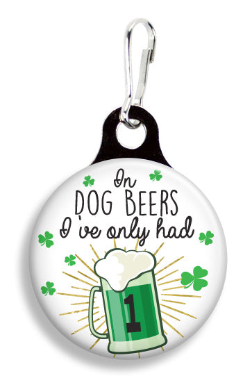 Dog Beers St. Pat's - Fetch Life Pet Outfitters Dog & Cat Collar Clips