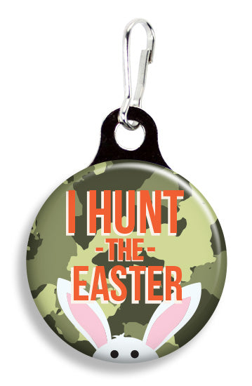 Easter Bunny Hunter - Fetch Life Pet Outfitters Dog & Cat Collar Clips