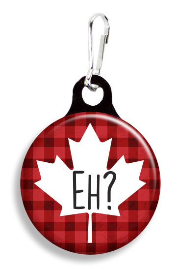 Eh? Maple Leaf - Fetch Life Pet Outfitters Dog & Cat Collar Clips