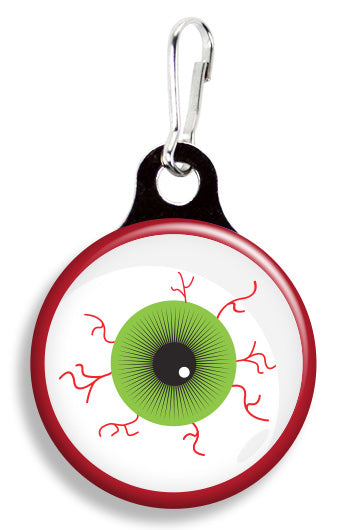 Scary Eyeball - Fetch Life Pet Outfitters Dog & Cat Collar Clips