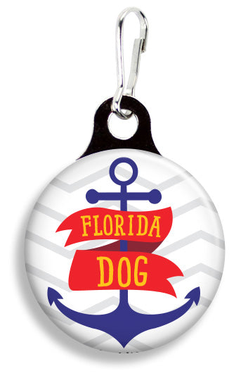 Florida Dog - Fetch Life Pet Outfitters Dog & Cat Collar Clips
