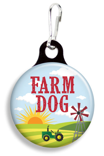Farm Dog - Fetch Life Pet Outfitters Dog & Cat Collar Clips