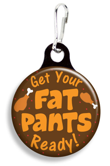 Fat Pants - Fetch Life Pet Outfitters Dog & Cat Collar Clips