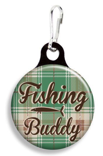 Fishing Buddy - Fetch Life Pet Outfitters Dog & Cat Collar Clips