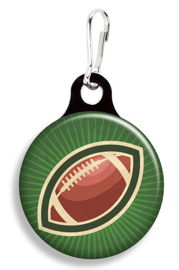 Football - Fetch Life Pet Outfitters Dog & Cat Collar Clips