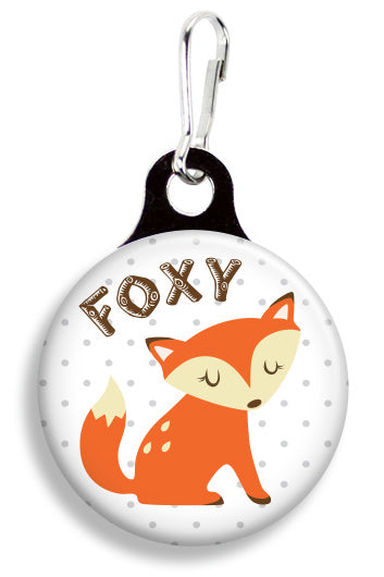 Foxy - Fetch Life Pet Outfitters Dog & Cat Collar Clips