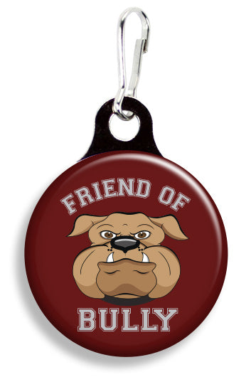 Miss State Friend of Bully - Fetch Life Pet Outfitters Dog & Cat Collar Clips