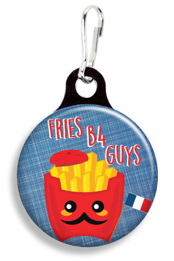 Fries B4 Guys - Fetch Life Pet Outfitters Dog & Cat Collar Clips