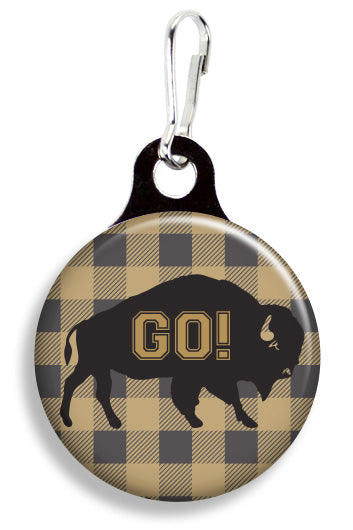 Colorado Buffaloes - Fetch Life Pet Outfitters Dog & Cat Collar Clips