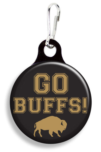 Colorado Go Buffs - Fetch Life Pet Outfitters Dog & Cat Collar Clips