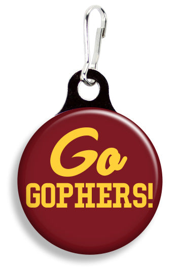 Minnesota Go Gophers - Fetch Life Pet Outfitters Dog & Cat Collar Clips