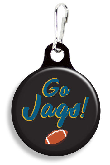 Jacksonville Go Jags - Fetch Life Pet Outfitters Dog & Cat Collar Clips