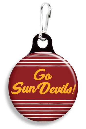 ASU Go Sun Devils - Fetch Life Pet Outfitters Dog & Cat Collar Clips