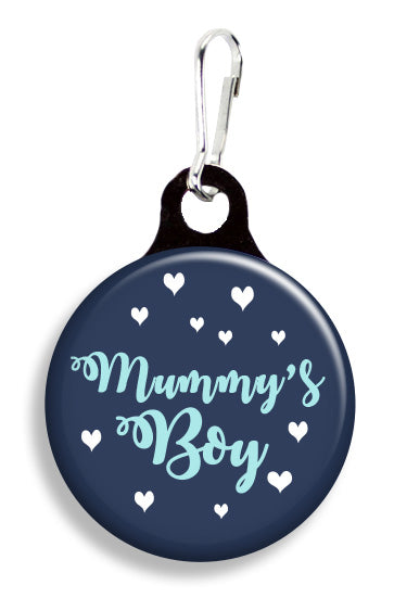 Mummy's Boy - Fetch Life Pet Outfitters Dog & Cat Collar Clips