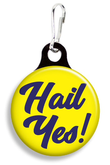 Michigan Hail Yes - Fetch Life Pet Outfitters Dog & Cat Collar Clips