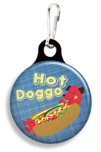 Hot Doggo - Fetch Life Pet Outfitters Dog & Cat Collar Clips