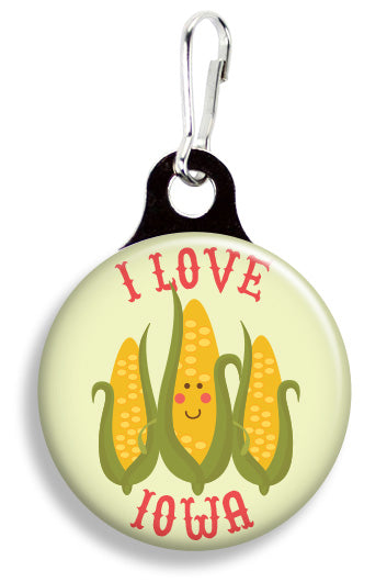 Iowa Corn - Fetch Life Pet Outfitters Dog & Cat Collar Clips